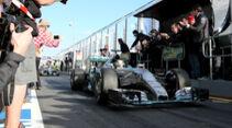 Lewis Hamilton - GP Australien - 2015