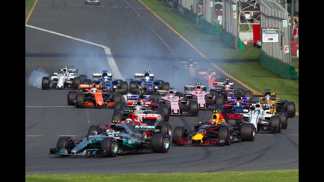 Lewis Hamilton - GP Australien 2017
