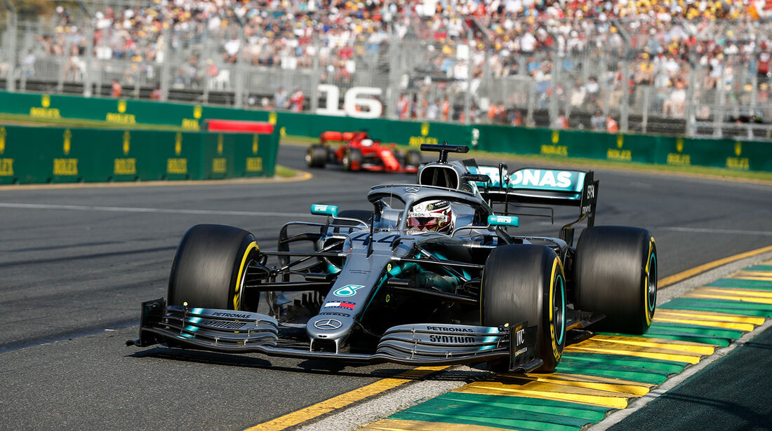 Lewis Hamilton - GP Australien 2019