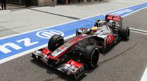 Lewis Hamilton GP Bahrain 2012