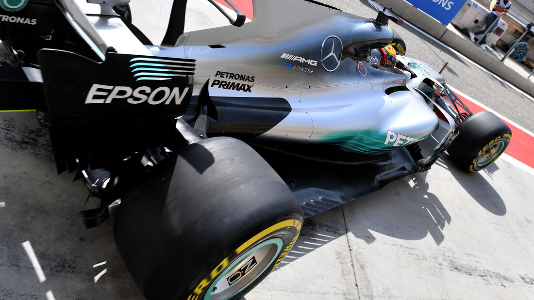 Lewis Hamilton - GP Bahrain 2017