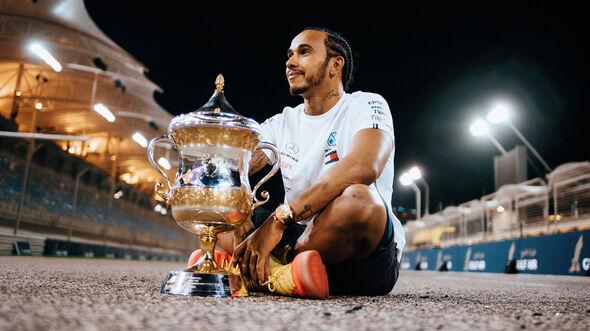 Lewis Hamilton - GP Bahrain 2019
