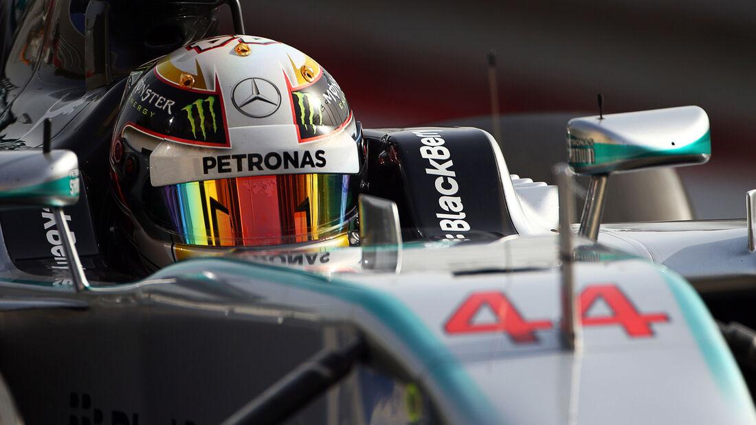 Lewis Hamilton - GP Bahrain - Formel 1 - 2014