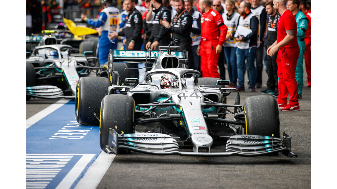 Lewis Hamilton - GP Belgien 2019
