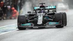 Lewis Hamilton - GP Belgien 2021