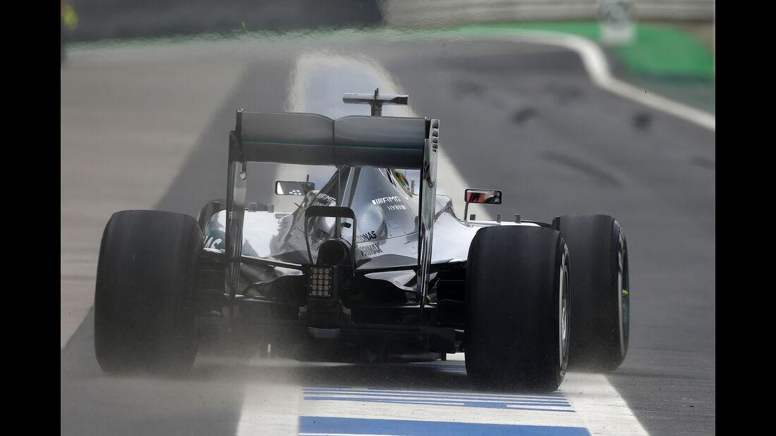 Lewis Hamilton - GP Brasilien 2015