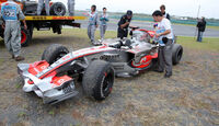 Lewis Hamilton - GP China 2007