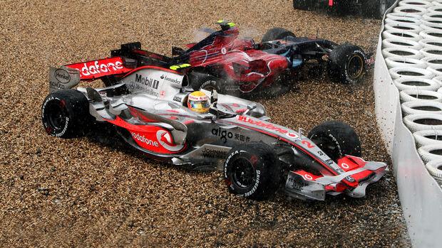 Lewis Hamilton - GP Deutschland 2007