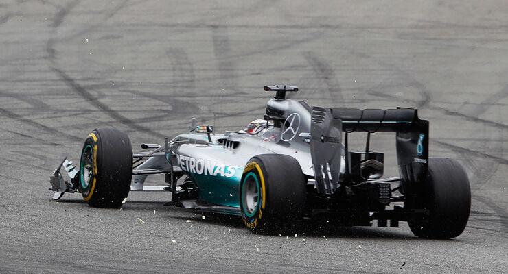 Lewis Hamilton - GP Deutschland 2014