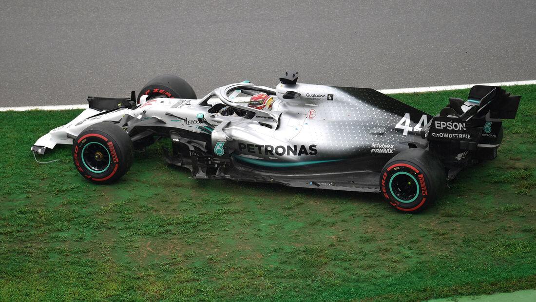 Lewis Hamilton - GP Deutschland 2019
