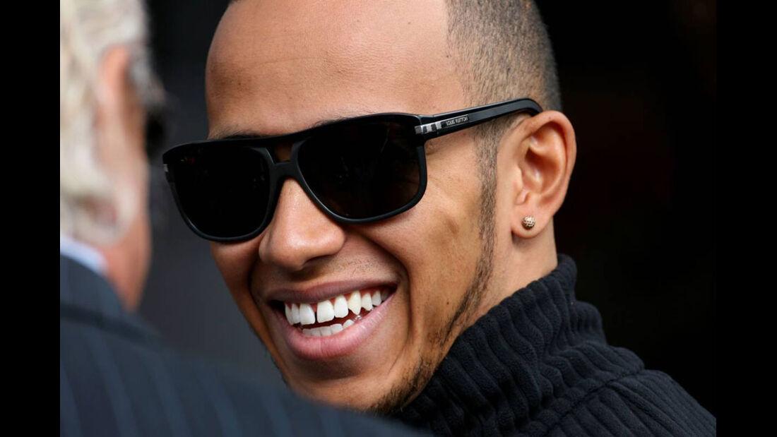 Lewis Hamilton - GP Deutschland - Nürburgring - 23. Juli 2011