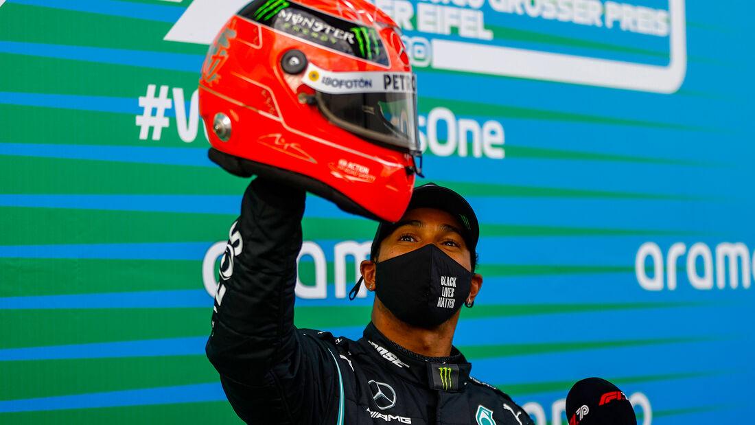 Lewis Hamilton - GP Eifel - Nürburgring - Formel 1 - 2020