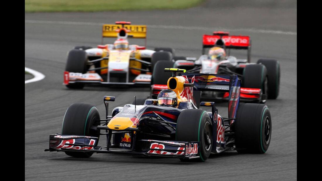 Lewis Hamilton GP England 2009