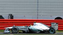 Lewis Hamilton - GP England 2013