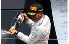 Lewis Hamilton - GP England 2014