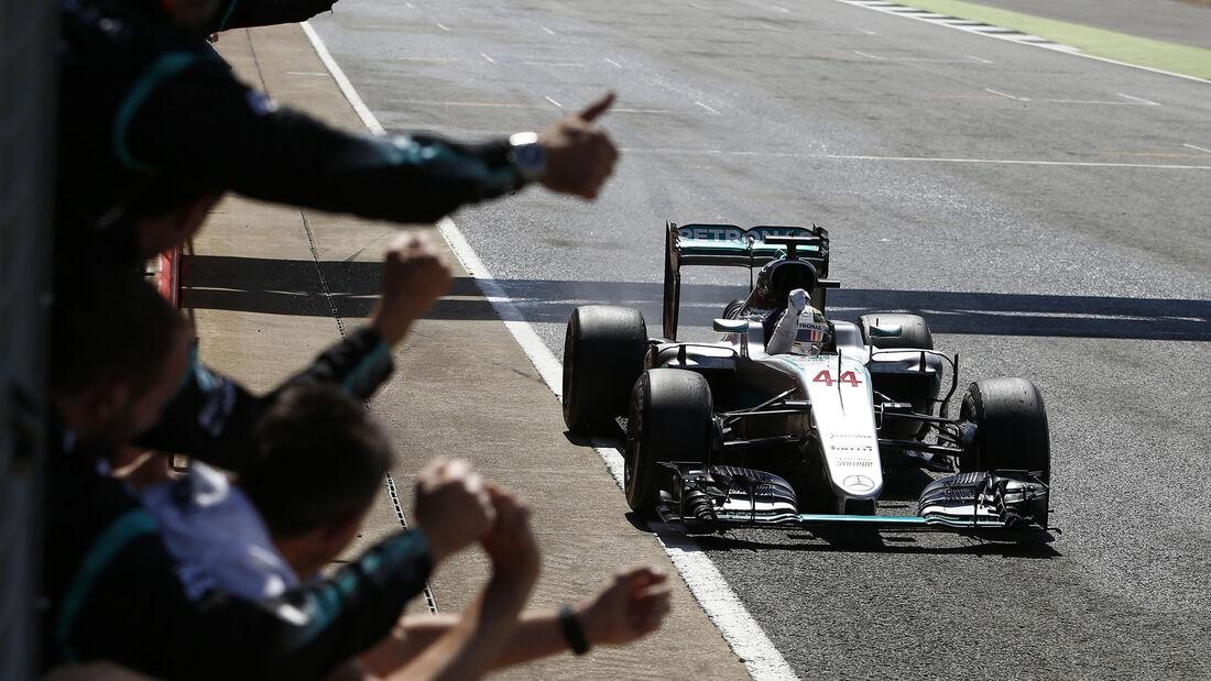 Lewis Hamilton - GP England 2016
