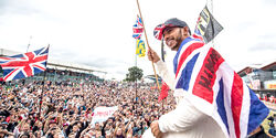 Lewis Hamilton - GP England 2017