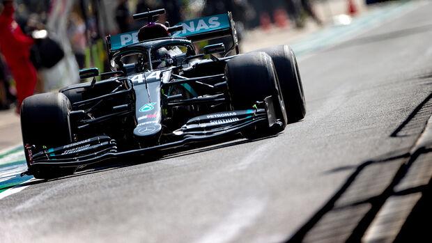 Lewis Hamilton - GP England 2020