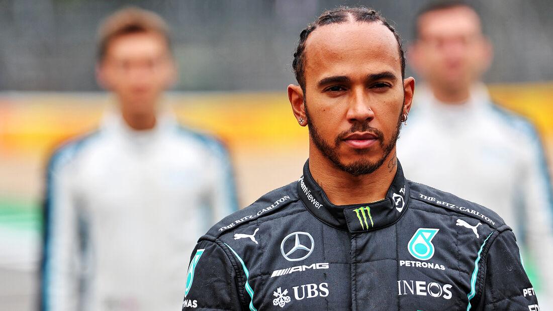 Lewis Hamilton - GP England 2021