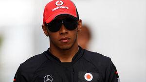 Lewis Hamilton GP Europa 2011
