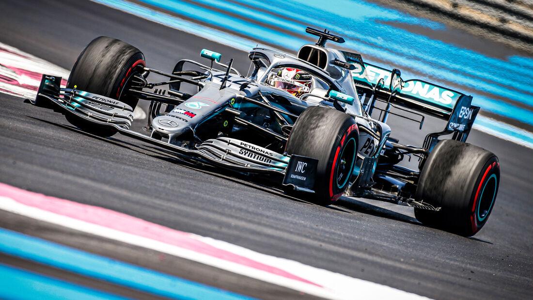 Lewis Hamilton - GP Frankreich 2019