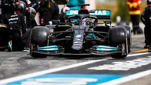 Lewis Hamilton - GP Frankreich 2021