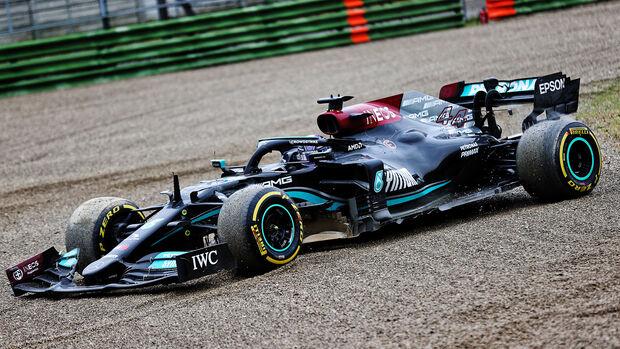 Lewis Hamilton - GP Imola 2021