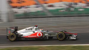 Lewis Hamilton - GP Indien 2011