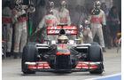 Lewis Hamilton GP Indien 2012