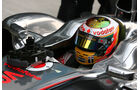 Lewis Hamilton - GP Indien - Delhi - 29.10.2011