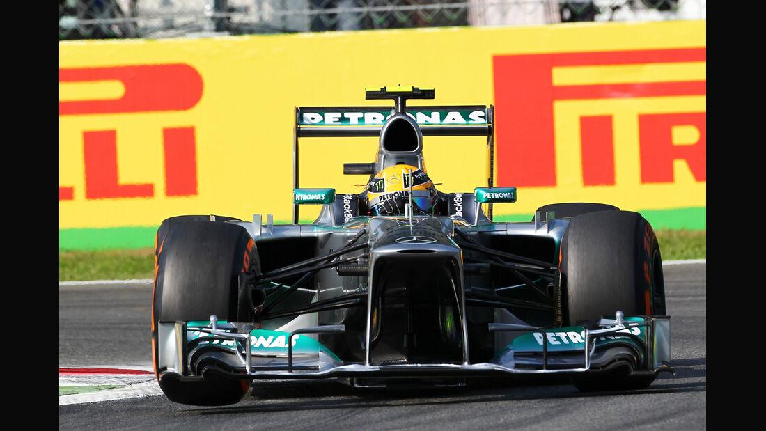 Lewis Hamilton - GP Italien 2013