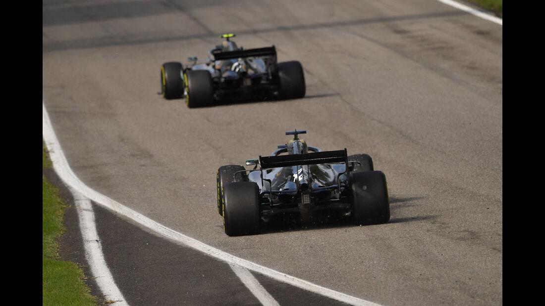 Lewis Hamilton - GP Italien 2019