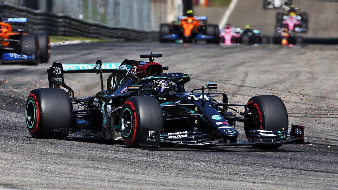 Lewis Hamilton - GP Italien 2020