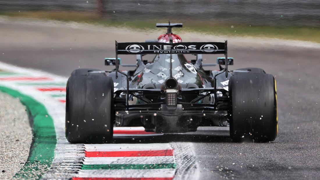 Lewis Hamilton - GP Italien 2021