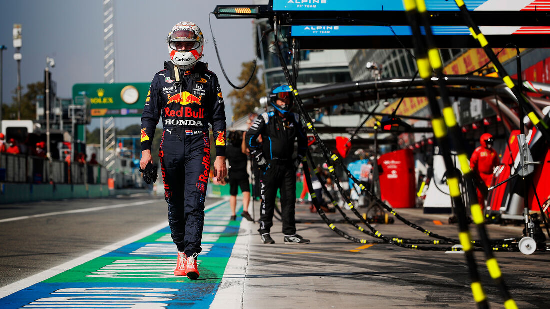 Lewis Hamilton - GP Italien - Monza - 2021