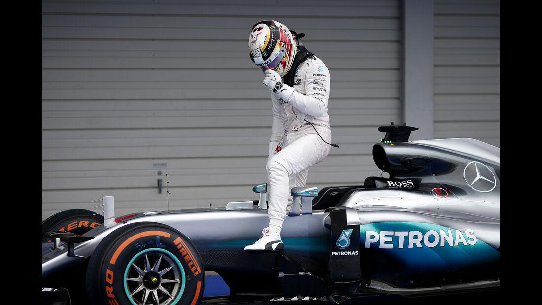 Lewis Hamilton - GP Japan 2016