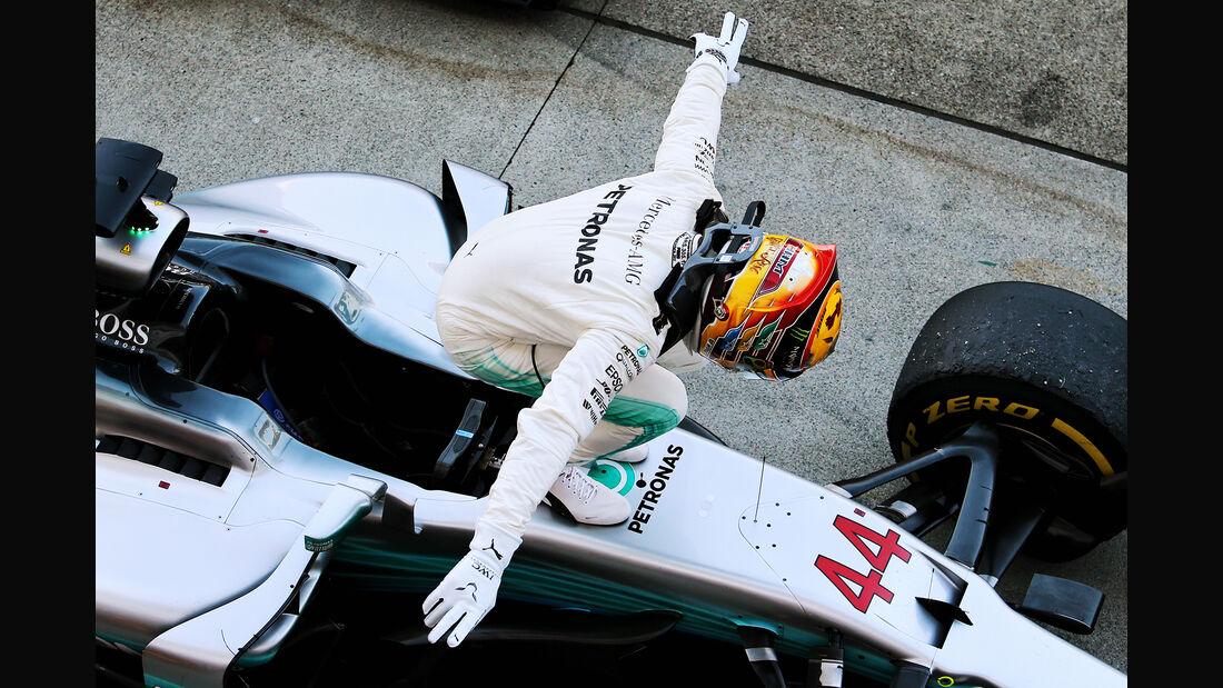 Lewis Hamilton - GP Japan 2017