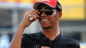 Lewis Hamilton - GP Japan - Suzuka - 6. Oktober 2011