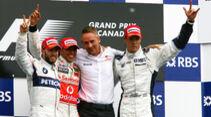 Lewis Hamilton - GP Kanada 2007