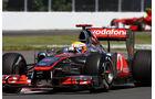 Lewis Hamilton - GP Kanada 2011