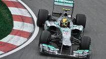 Lewis Hamilton - GP Kanada 2013