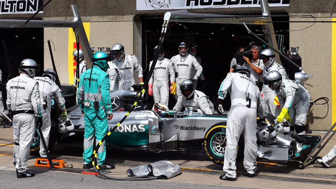 Lewis Hamilton - GP Kanada 2014