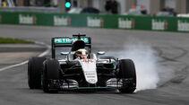 Lewis Hamilton - GP Kanada 2016