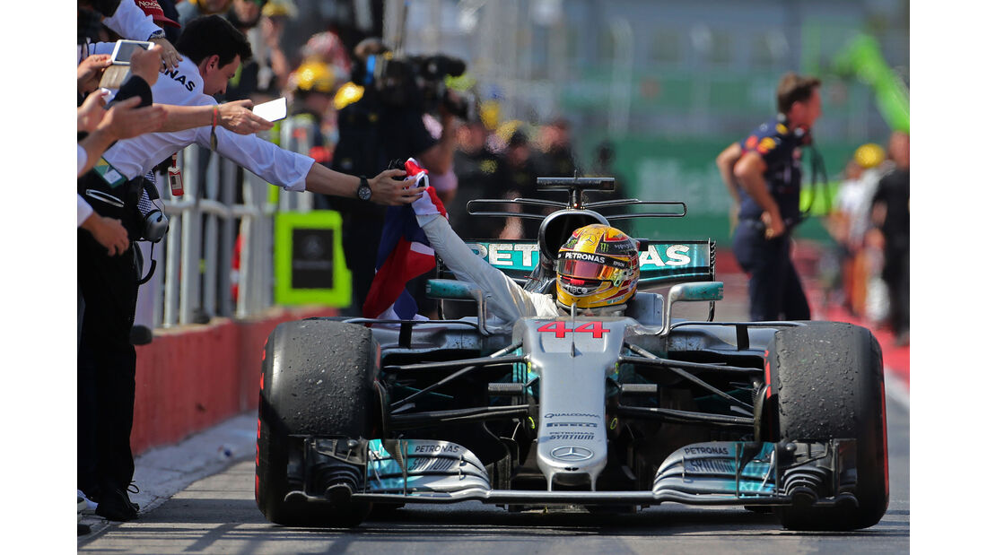 Lewis Hamilton - GP Kanada 2017
