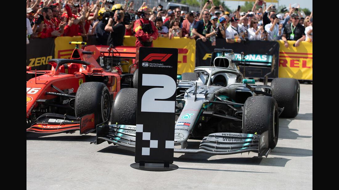 Lewis Hamilton - GP Kanada 2019