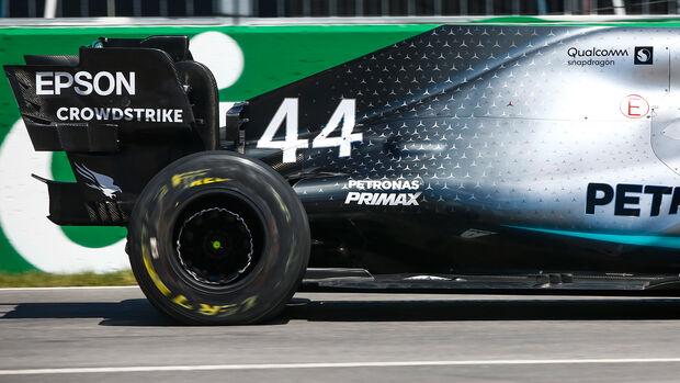 Lewis Hamilton - GP Kanada - Montreal - 7. Juni 2019