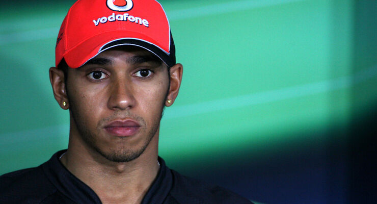 Lewis Hamilton GP Korea 2011