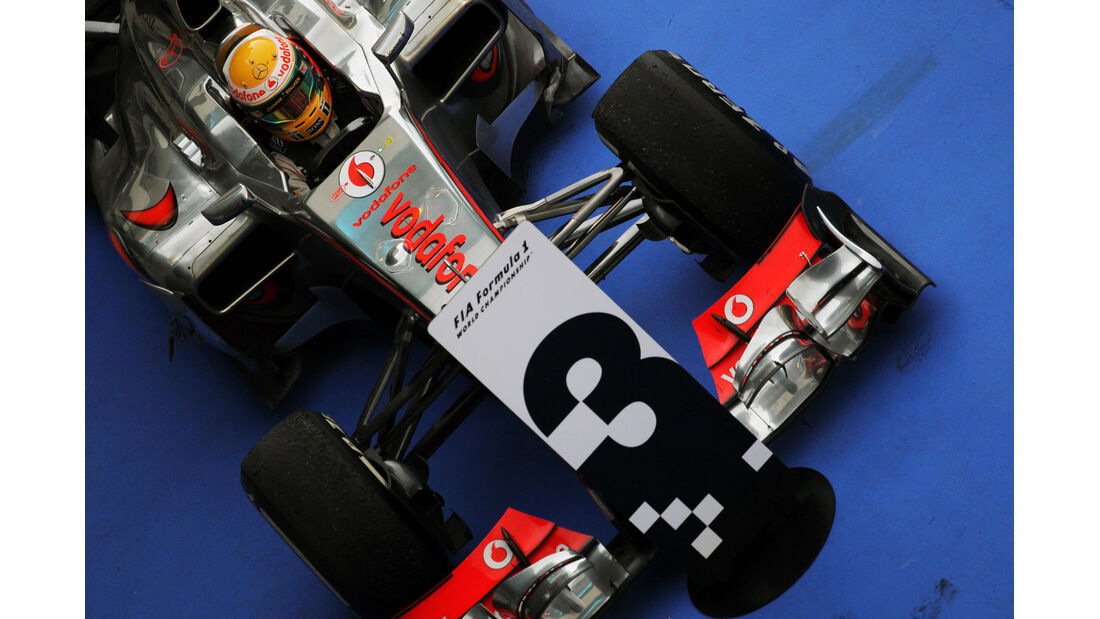 Lewis Hamilton GP Malaysia 2012