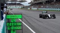Lewis Hamilton - GP Malaysia 2015