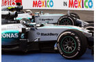 Lewis Hamilton - GP Mexiko 2015